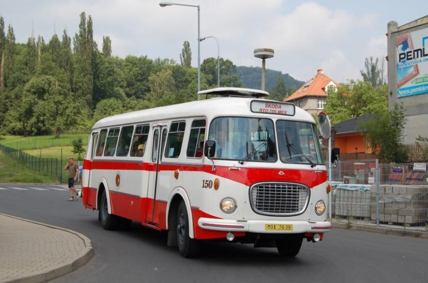 1956 Škoda 706 RTO MEX