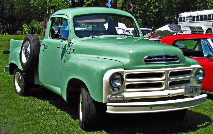 1956 Studebaker 2E series Pickup