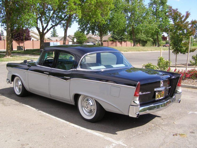 1956 Studebaker a