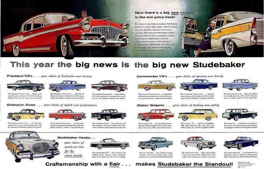 1956 Studebaker ad.2