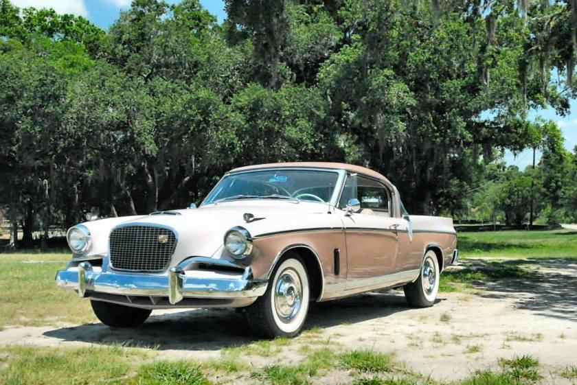 1956 Studebaker c