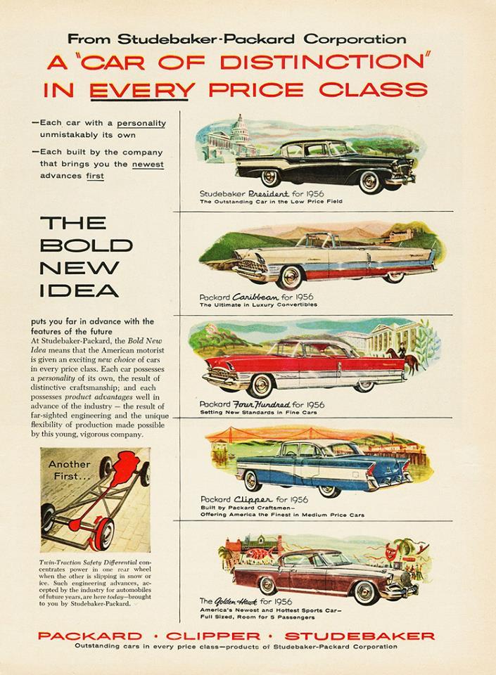 1956 Studebaker clan