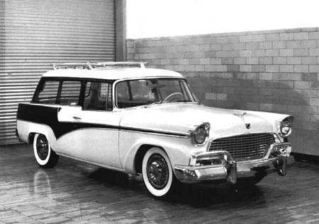 1956 Studebaker President Pinehurst