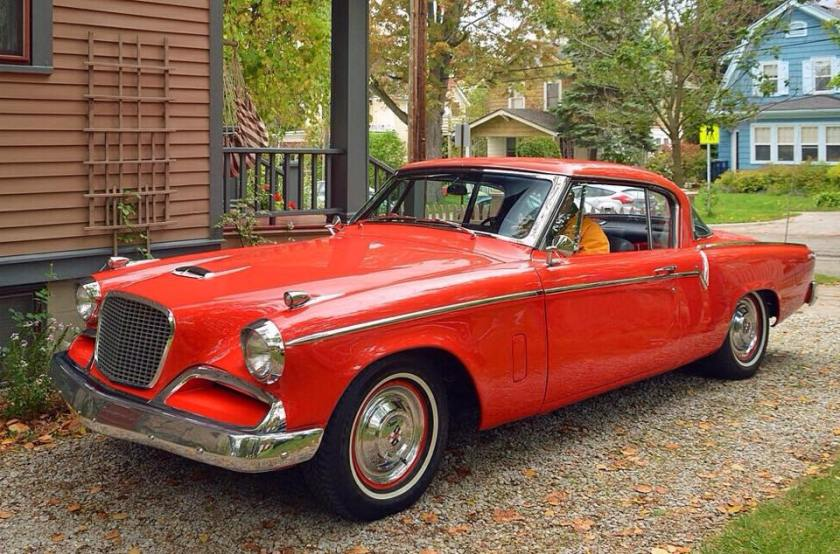 1956 Studebaker Sky Hawk Or
