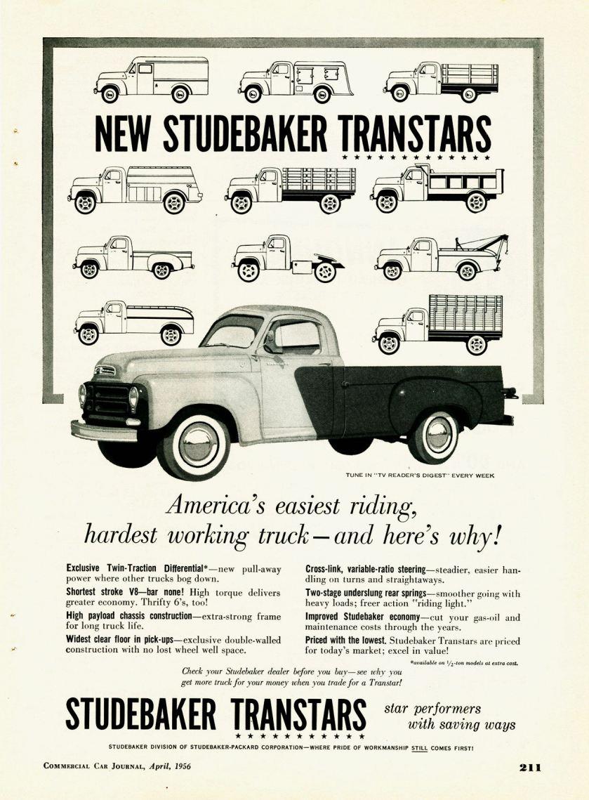 1956 Studebaker Truck Ad-05