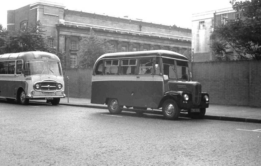 1956 Trojan with a Strachan C13F body