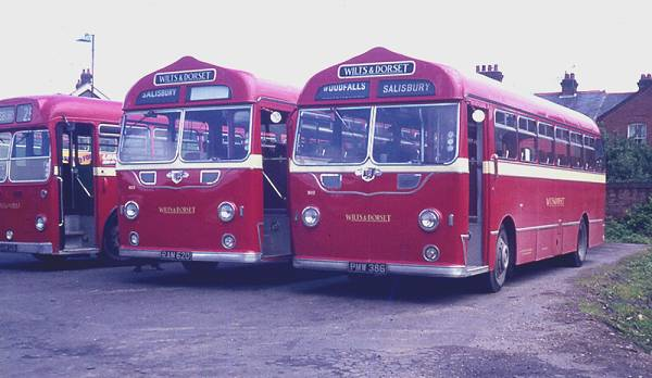 1957 Harrington DP41F bodied Leyland PSUC1-2 Tiger Cubs