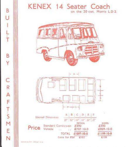 1957-Morris-LD2-Kenex-Micro-Bus-Sales-Brochure