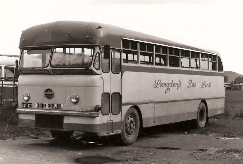 1957 Seddon Diesel Simon & Fowlers 41 pass. GNT472