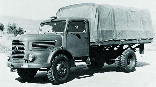 1957 Steyr-480