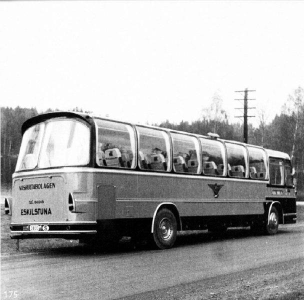 1958 DAF SMIT nashultabolagen ESKILSTUNA d-800 SWEDEN