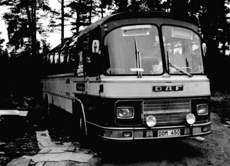 1958 DAF SMIT nashultabolagen ESKILSTUNA dom-450 SWEDEN