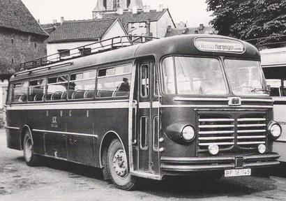 1958 Floirat B8R II a
