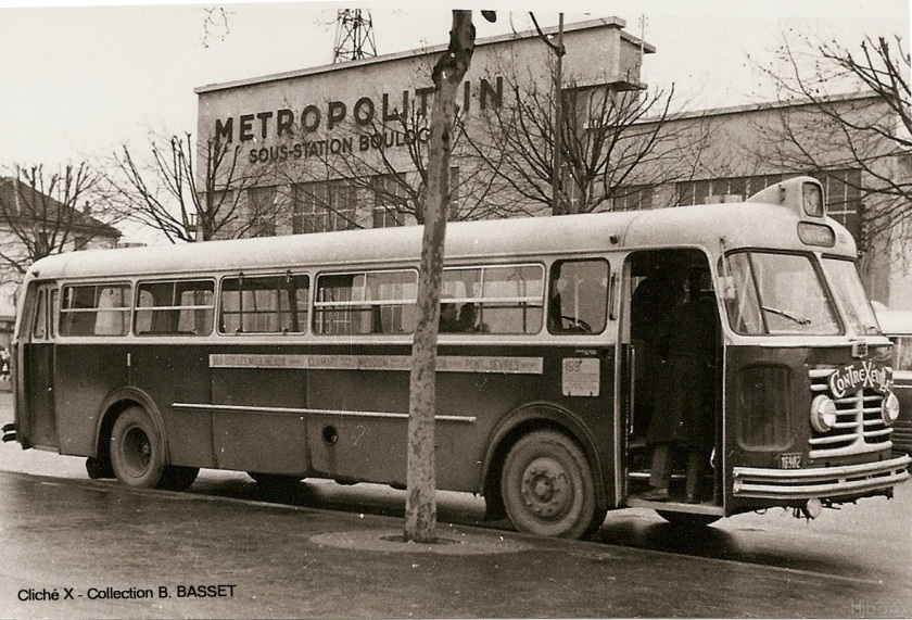 1958 Floirat Boulogne