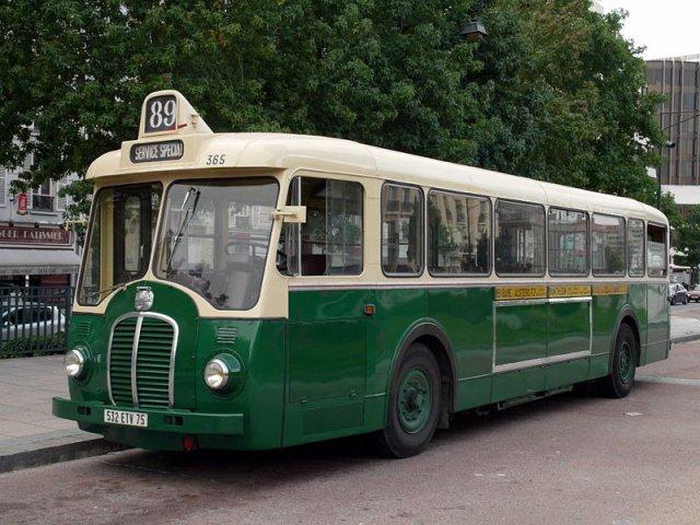 1958 Somua ETV 75