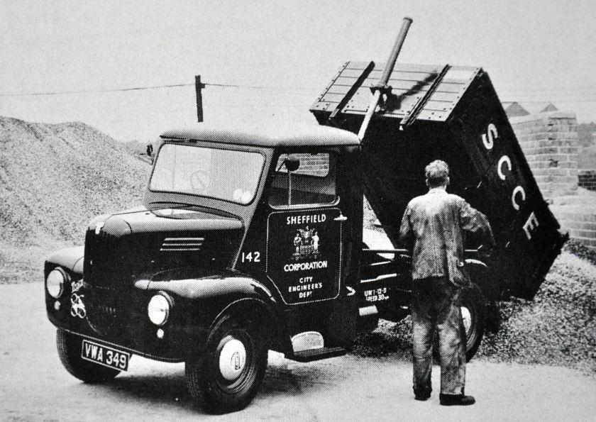 1958 Trojan Tipper