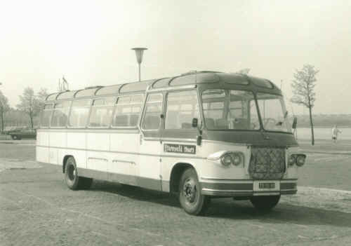 1959 DAF B1500 DL580 Smit Starreveld Zaandam TB-35-42