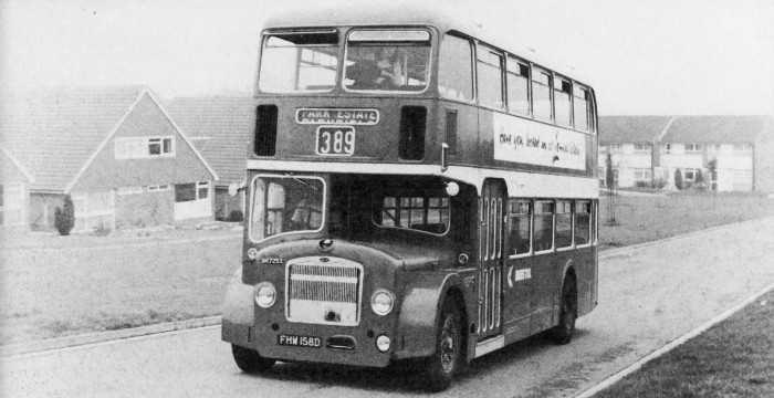 1959 Longwell Green DD