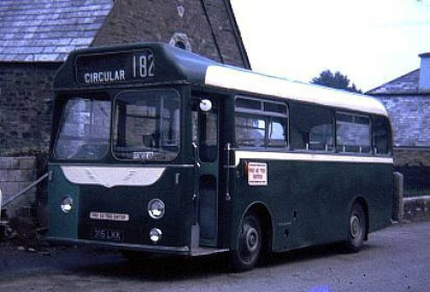 1960 Albion Nimbus - Harrington B30F