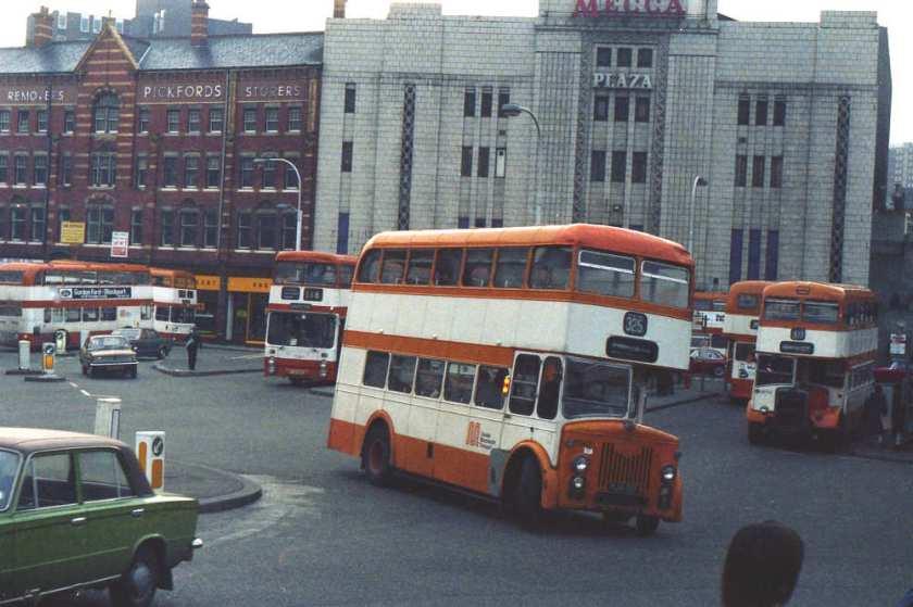 1960 Leyland PD2-Longwell Green
