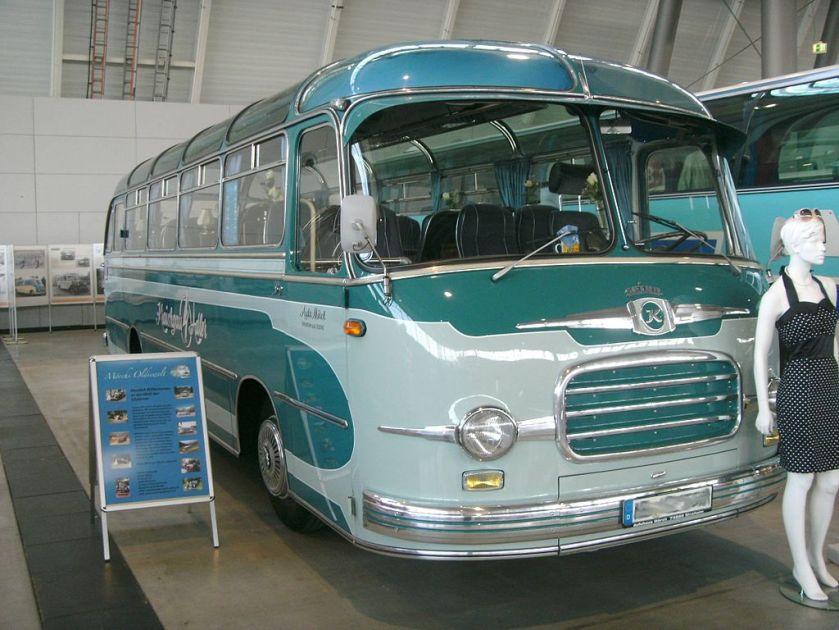 1960 Setra S9