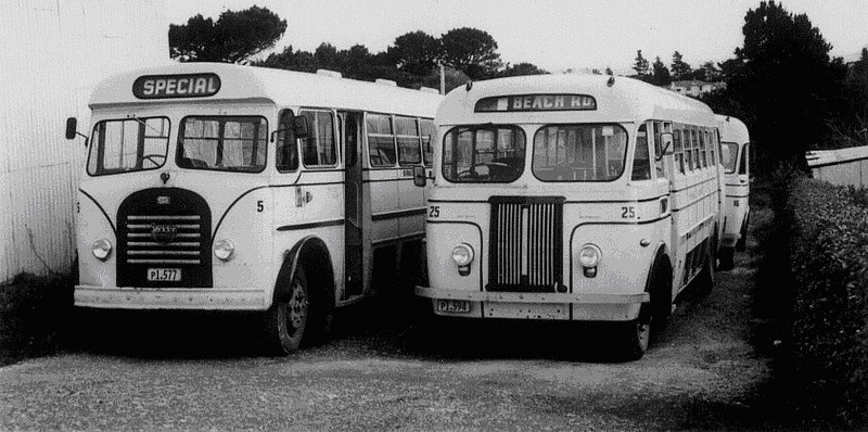 1960's Seddon + Mack(R)
