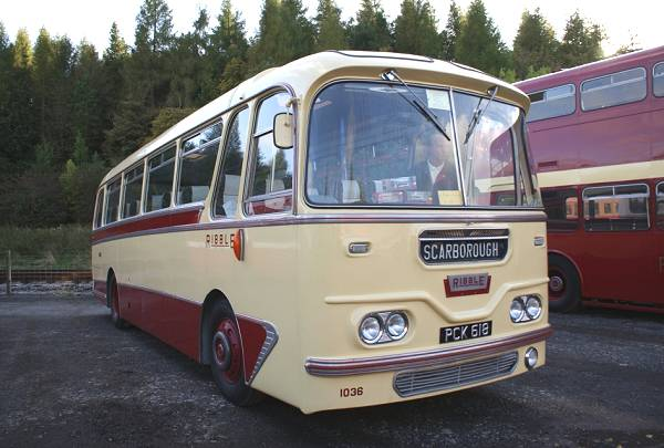 1961 Leyland Leopard L2 with Harrington body