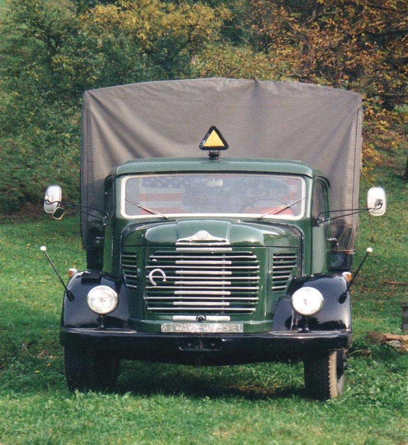 1961 STEYR 380