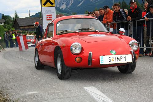 1961 Steyr Puch IMP 700 GT