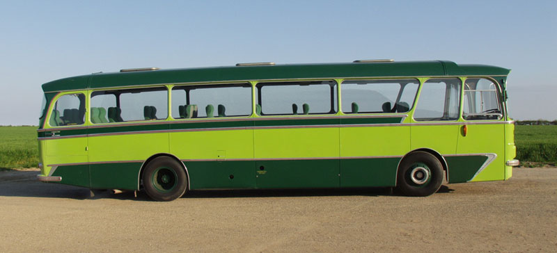 1962 AEC Reliance Harrington Grenadier gren36