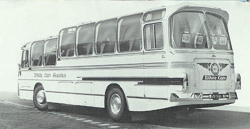 1962 Büssing White Cars Heerlensmit-70