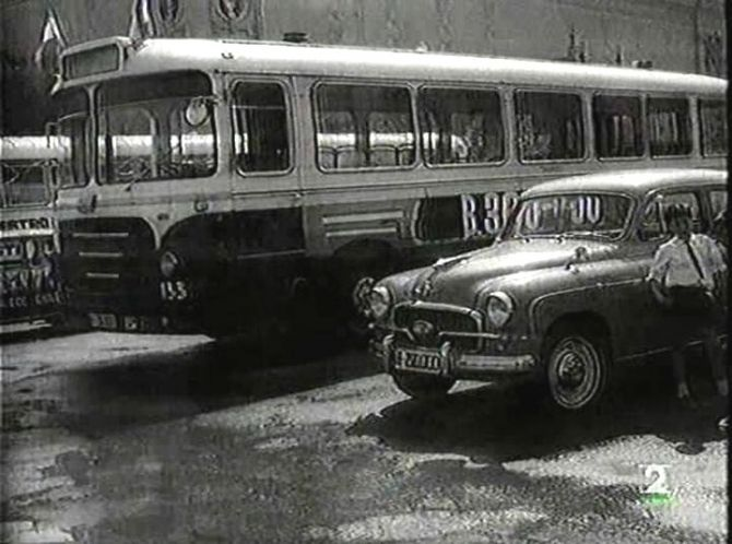 1962 Pegaso 5020 Seida