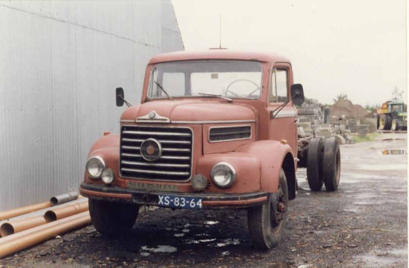 1962 Steyr 586 XS-83-64