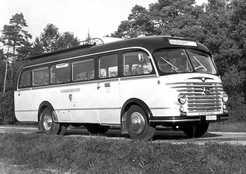 1962 Steyr-Saurer 780