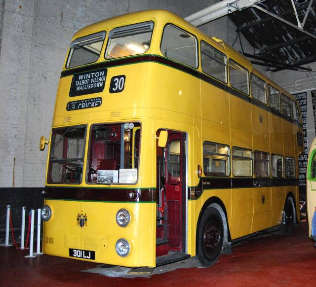 1962 Sunbeam MF2B Trolleybus