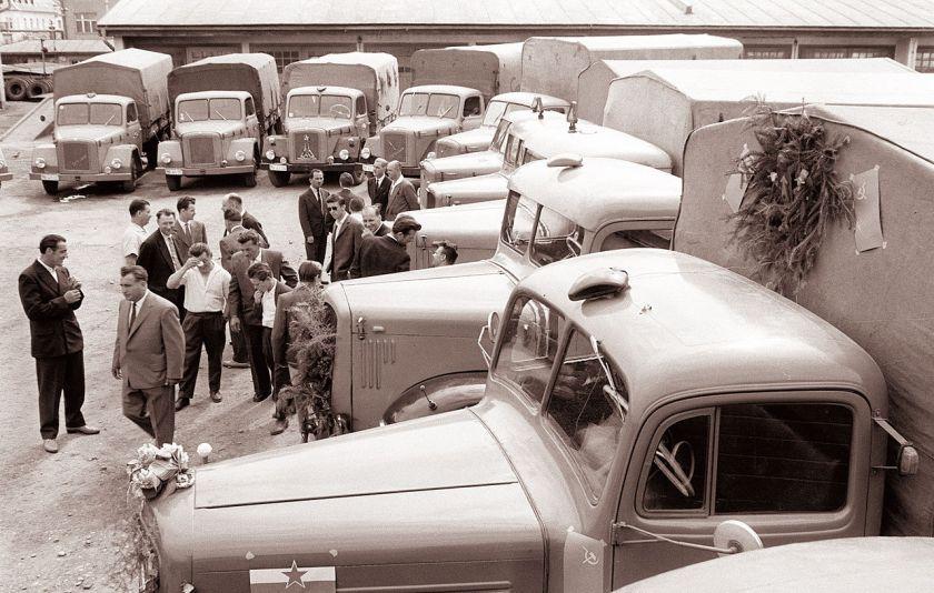 1962 Vozila TAM 1962