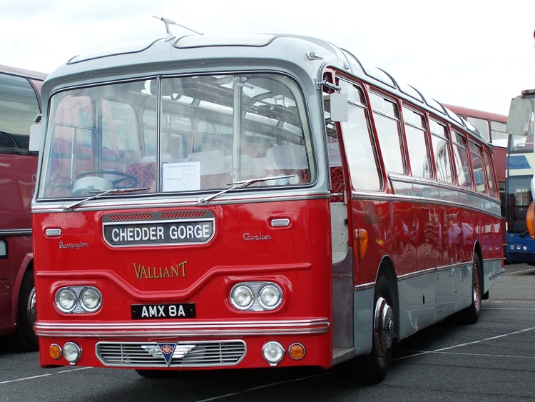 1963 AEC Harrington Cav UK