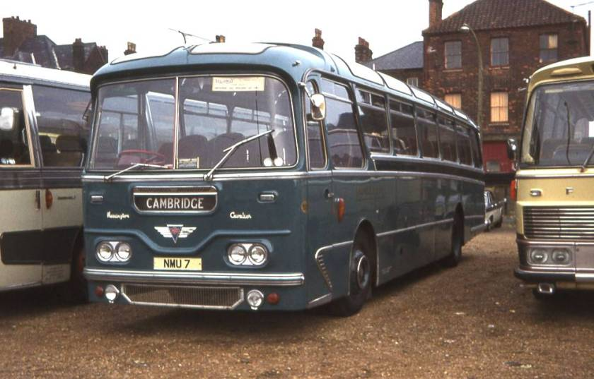 1963 AEC Reliance with Harrington C51F body