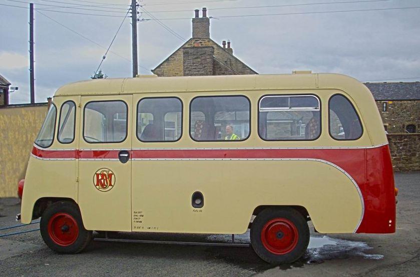 1963 Trojan 743 HUP