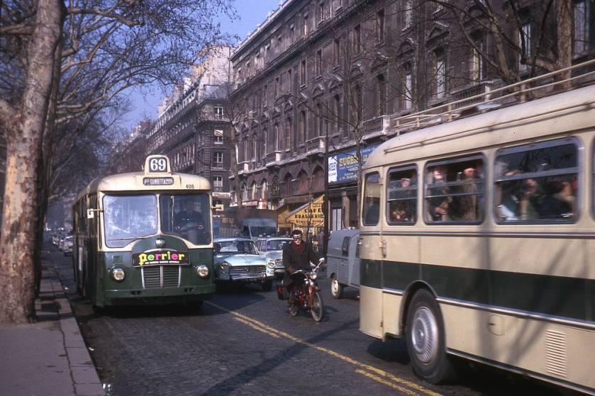 1964-0055a - Paris RATP, autobus Somua