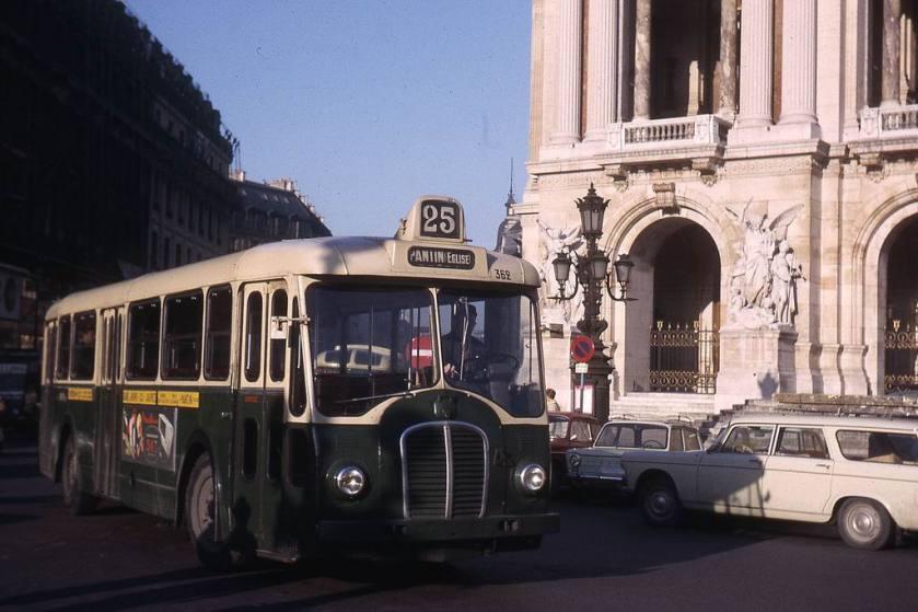 1964-0636 - Paris RATP, autobus Somua OP5-3