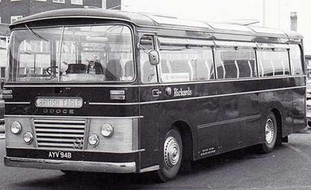 1964 Dodge S307-190T Strachan C42F AYV-94B