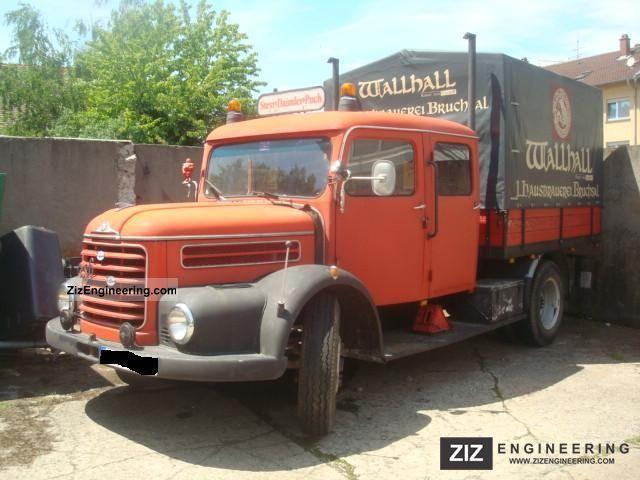 1964 Steyr Steyr-Puch 586