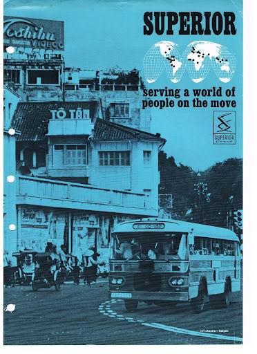1964 SUPERIOR IH-Saigon