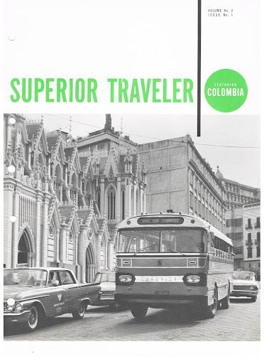 1964 SUPERIOR Traveler Colombia