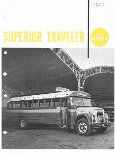 1964 SUPERIOR Traveler Manila