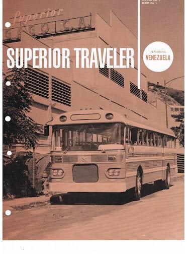 1964 SUPERIOR Traveler Venezuela