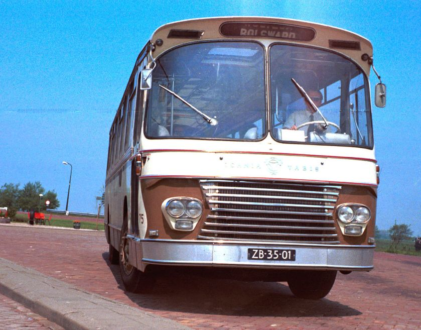 1964 ZWH-bus 75, Scania-Vabis-Smit Joure