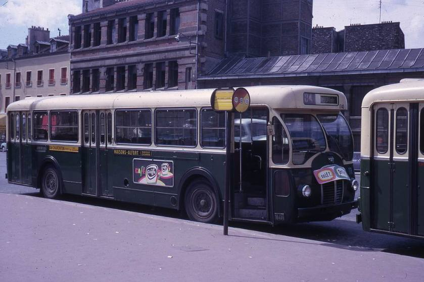 1965 Somua OP5-3 & TN4H
