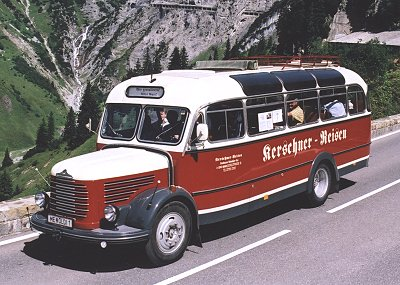 1965 Steyr 380 q in The Sound of Music